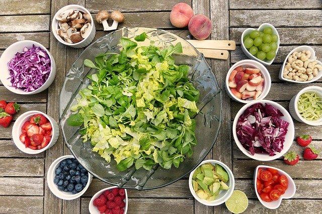 Make yourself a nice mixed salad