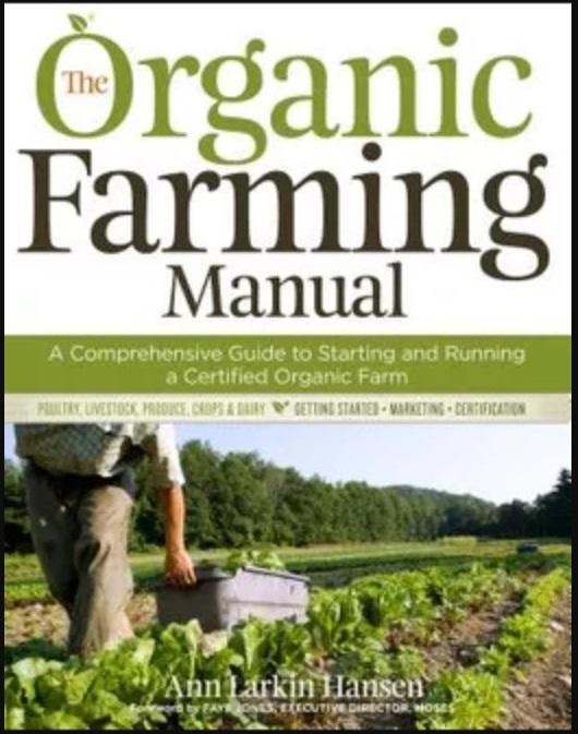 Manual on Organic Farming