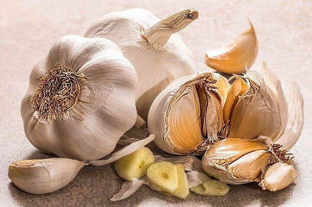 Healthy Garlic