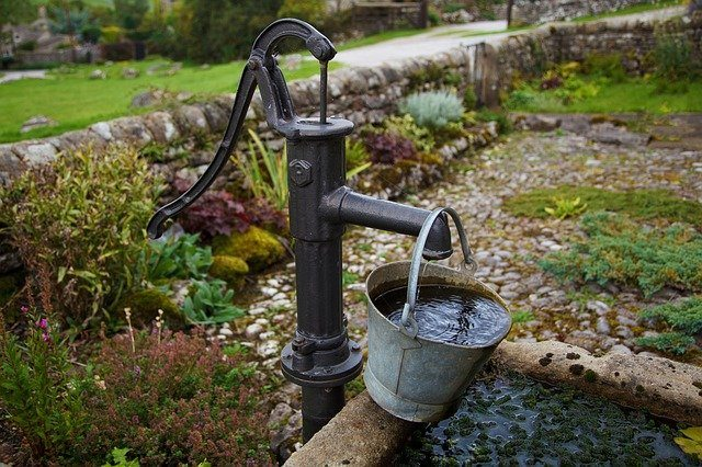 Water on a Farm