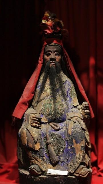 Chinese God of Medicine