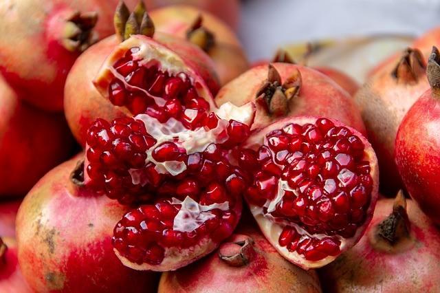 Great tasting Pomegranate