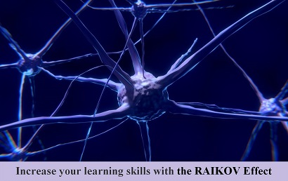 Activate your Neurons with the Raikof Effect