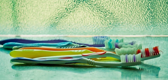 Collection of Toothbrushes