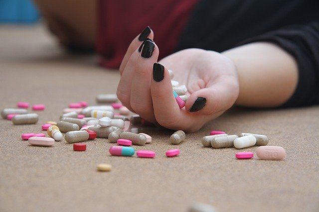 Pill overdose